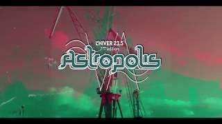Astropolis l'Hiver 23.5 - Février 2018 - Trailer