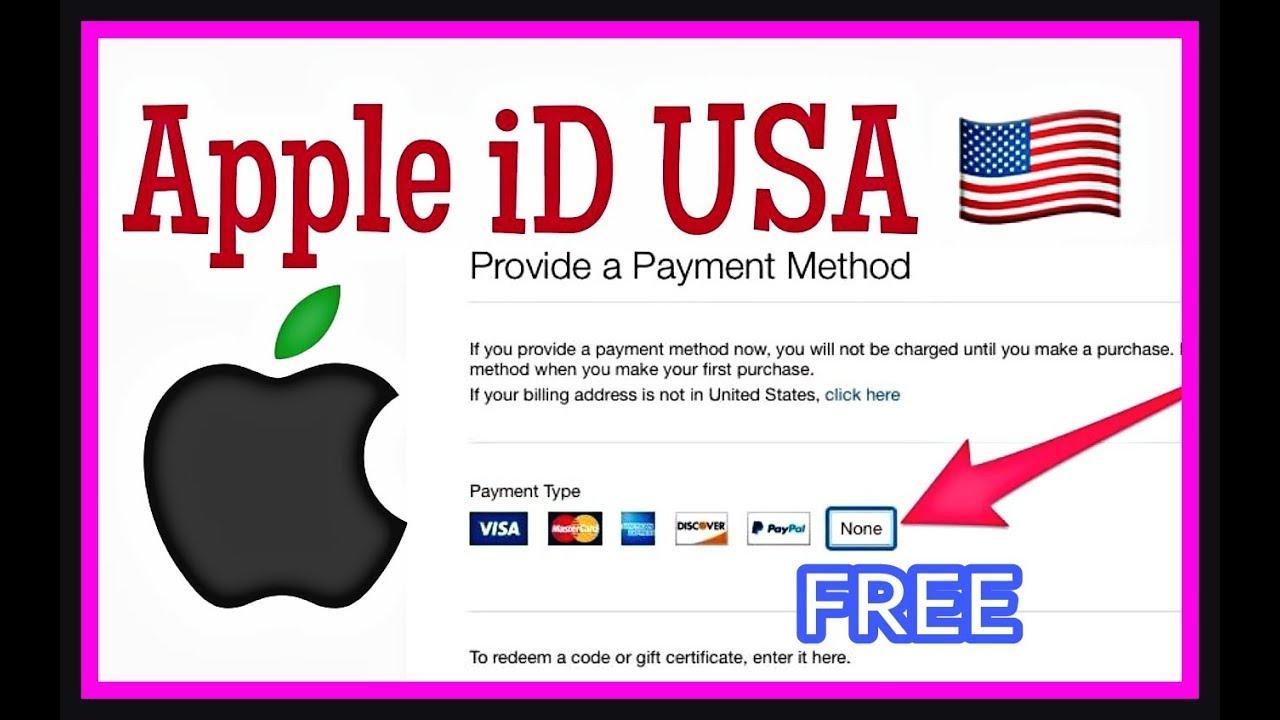How to Create Apple iD USA Free | Hindi | New Update