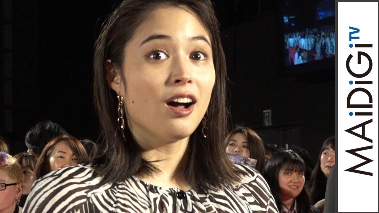 広瀬アリス、三浦友和の「とても素敵な女優さん」評価に歓喜 ...