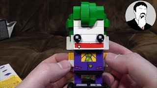 Lego Batman The Joker BrickHeadz | juguetes de construcción Lego