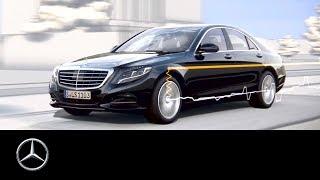 Mercedes-Benz MAGIC BODY CONTROL | S-Class