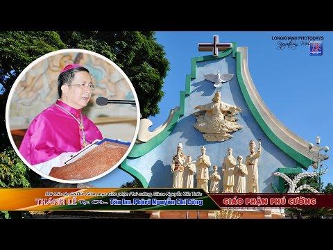 Đức Cha Giuse Nguyễn Tấn Tước ( Giám Mục GP Phú Cường ) Chia Sẻ Trong Ngày Tạ Ơn Tân Linh Mục