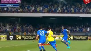 kerala blasters vs Goa (1-3) 11/11/18 extended highlights