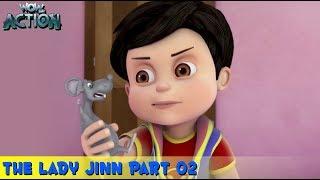 Kids Shows | Vir The Robot Boy | Animated Series | Hindi Cartoon For Kids | The Lady Jinn - 2