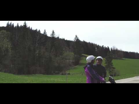 Segway Alm Tour in the district of Rosenheim - Bad Feilnbach - Video