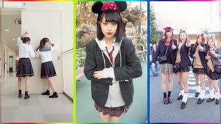 [Tik Tok Japan] 日本のティックトック学校 | Tik Tok High School In Japan #16