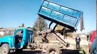 Двойной подьем Газ-53-Саз