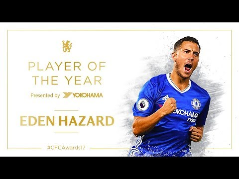 Eden Hazard | Ultimate Skill | Player Of The Year 2017 HD