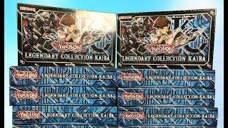 YU-GI-OH! KAIBA LEGENDARY COLLECTION CASE OPENING!!! INSANE PULLS!!!