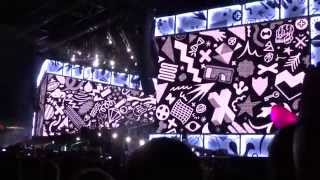 One Direction - Clouds OTRA 7-2-15 Sydney HD