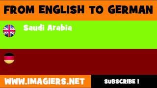 DEUTSCH   ENGLISCH  = Saudi Arabien
