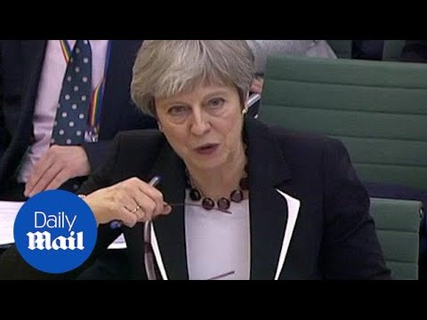 Theresa May demands Facebook takes users data security seriously - Daily Mail