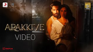 Arakkiye Music Video | Amithash | AniVee | Jonita Gandhi | Sathish Krishnan | Karky