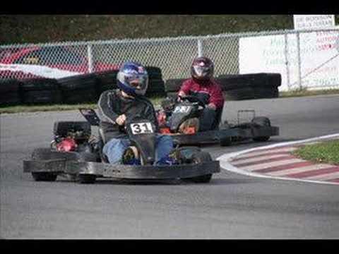 Kcr karting go kart track quebec canada doovi for Go kart interieur quebec