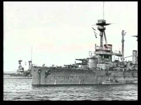 INFERNO - The Battle of Jutland - May 1916