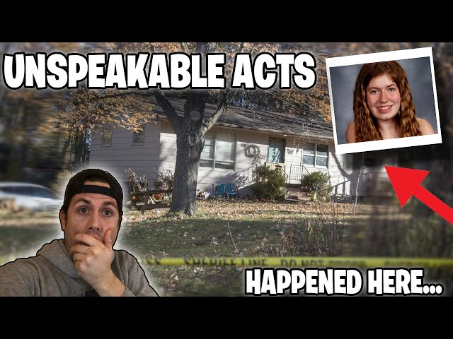 The MOST terrifying killer   The Jayme Closs story