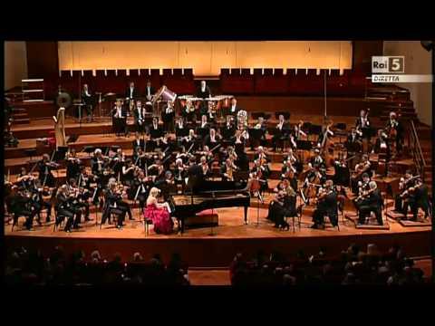 Valentina Lisitsa - John Axelrod - Liszt Totentanz for Piano & Orchestra