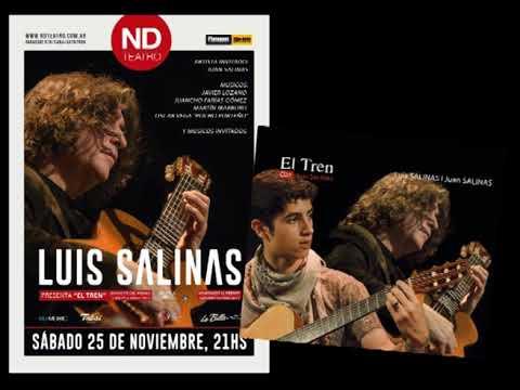 2 SOLO SALINAS (cd 1) La Vuelta