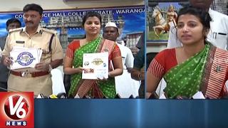 Warangal Urban Strides Towards Child Labour Free Zone, Says Collector Amrapali | V6News