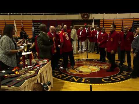 All-Marine Boxing Hall of Fame Induction