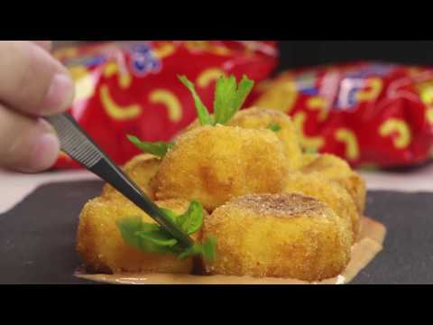 Handy Snacks: Πατατοκροκέττες με Handy Snacks Chipitinos
