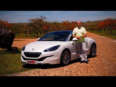 Teste Peugeot RCZ Vrum