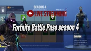Ny Battle Pass! || Fortnite Battle Royale - France Diffusion en continu