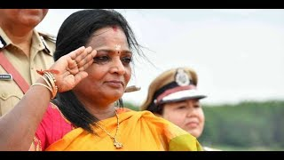 Telangana Governor Tamilisai Soundararajan  LIVE - TV9