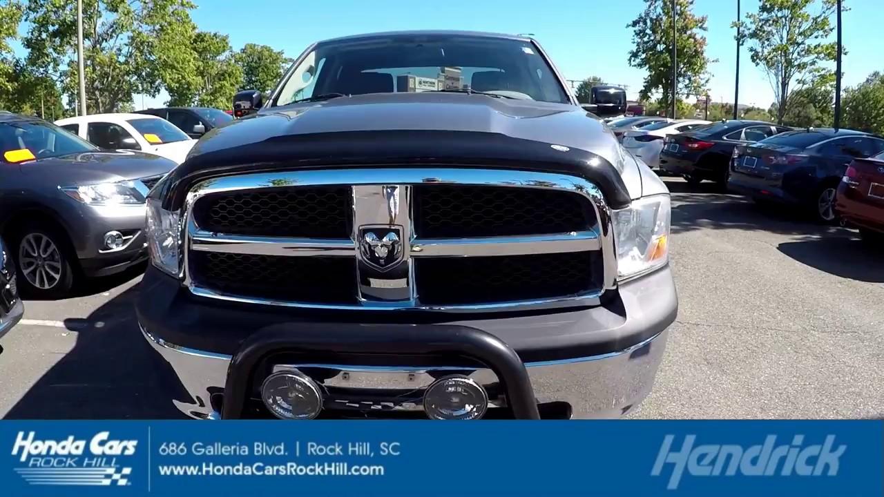2011 RAM 1500 61677B. Honda Cars Of Rock Hill