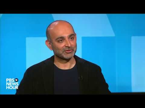 """Mohsin Hamid answers reader questions about his book, """"Exit West"""""""