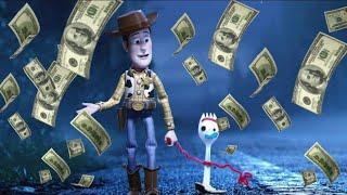 Box Office Breakdown - Toy Story 4 Heads Towards One Billion Worldwide