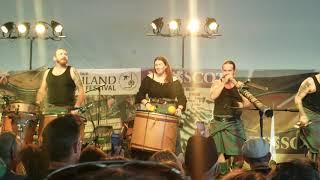 Albannach 2019 N.H. Highland games