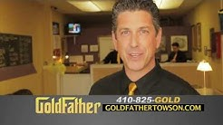 Towson Maryland Gold Buyer | Coin & Gold Jewelry Buyer | The Goldfather