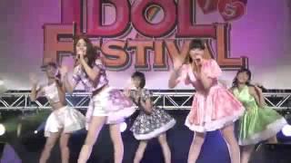 TOKYO IDOL FESTIVAL 2015 SUPER☆GiRLS (スーパーガールズ) Heat Gara...