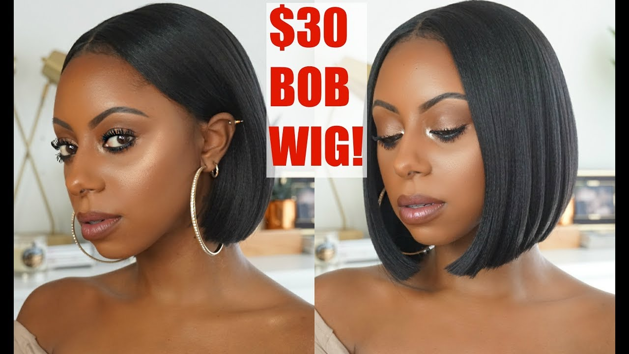 Bob Wig Bobbi Boss 11 Cheap Hair Extensions And Wigs For Textured