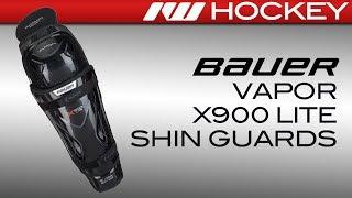 Bauer Vapor X900 LITE Shin Guard Review