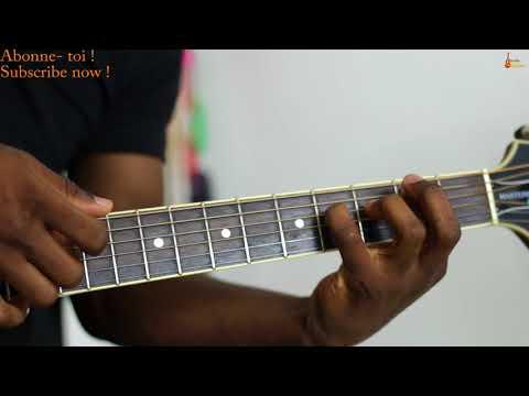 L´ETERNEL EST BON  - Dena Mwana  | How To Play | Comment Jouer?