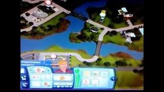 видео-урок по кодам в the sims 3 карьере