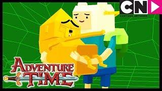 Время приключений | Хранители солнечного света | Cartoon Network