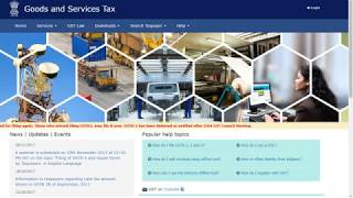 How to generate E-WAY Bill from GST portal?