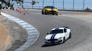 2016 Ford Shelby GT350 Mustang Track Test Drive & Performance Vehicle Overview