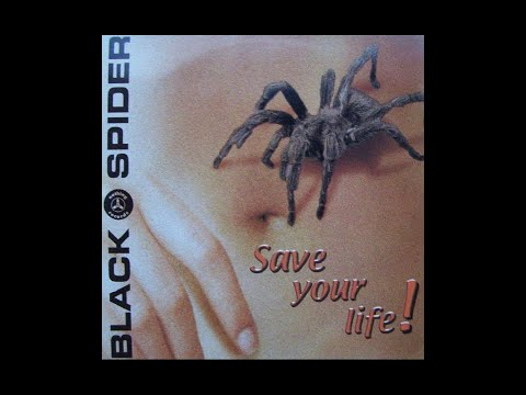 Black Spider – Save Your Life! (DJ Tom-X Remix) 2000
