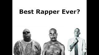 Video Eminem Voted Best Rapper Ever: My Reaction (2017) download MP3, 3GP, MP4, WEBM, AVI, FLV Juni 2018