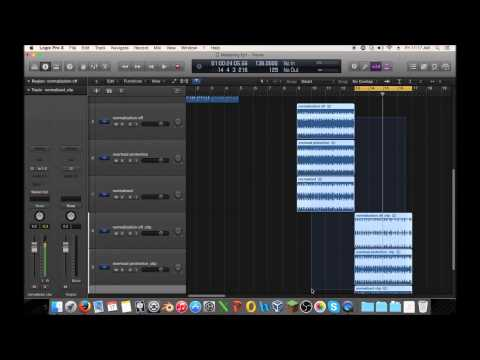 Mastering EDM Ep. 36: Clipping, Normalization, and Mastering - Logic Pro X