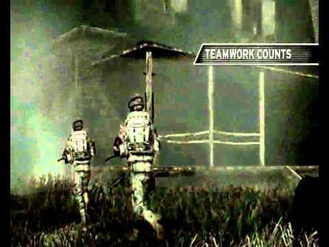 America´s Army Gameplay Trailer Www.mmorpg-bob.com