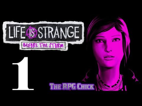 Let's Play Life is Strange - Before the Storm (Blind), Part 1: The Mill