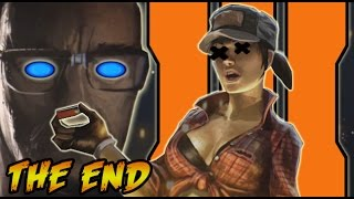 Call of Duty Zombies ENDING!? Maxis VS Richtofen & Characters Dead! Black Ops 3 Zombies Storyline