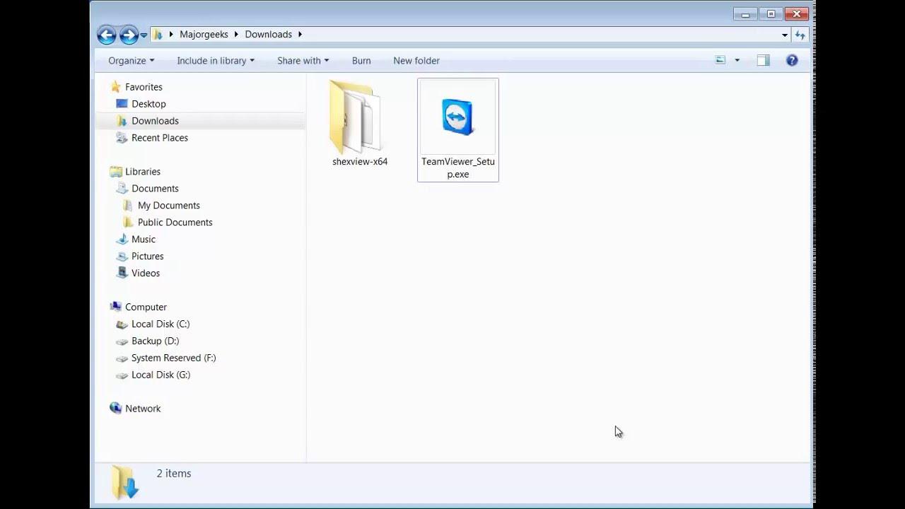 Fixing Windows Explorer Crashes in Windows