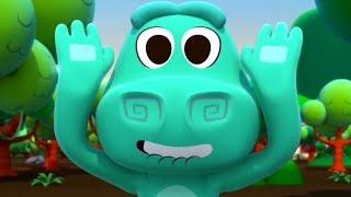 Crocodile Cha Cha | Nursery Rhymes And Songs For Kids | Music For Babies