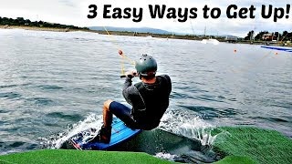 Learning to Wakeboard - Tips for Beginners